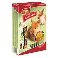 Vitapol Полнорационный Корм Для Кроликов, 1000 Г