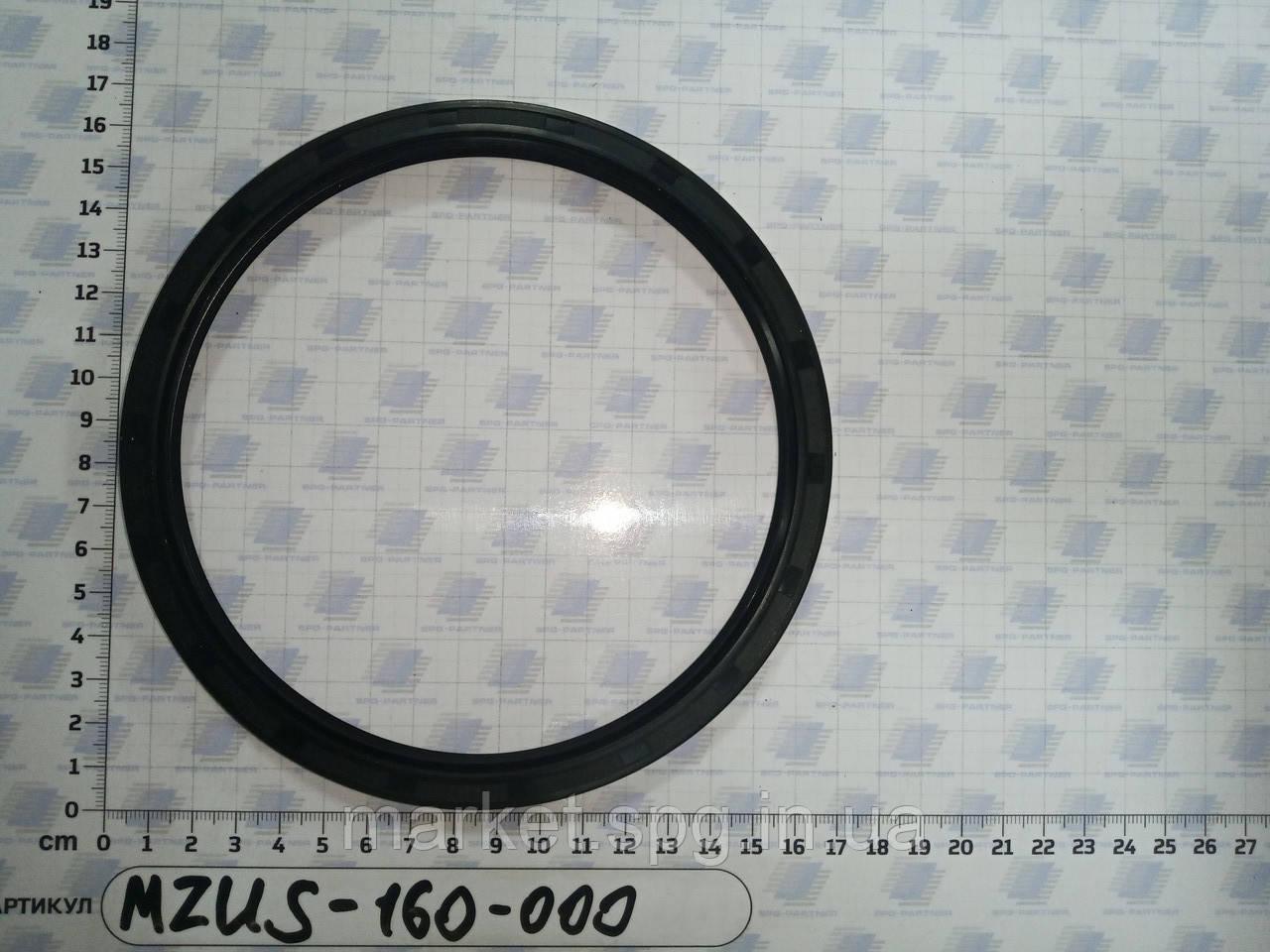 MZUS-160-000 Ущільнююче кільце 140х160х12 SaMASZ