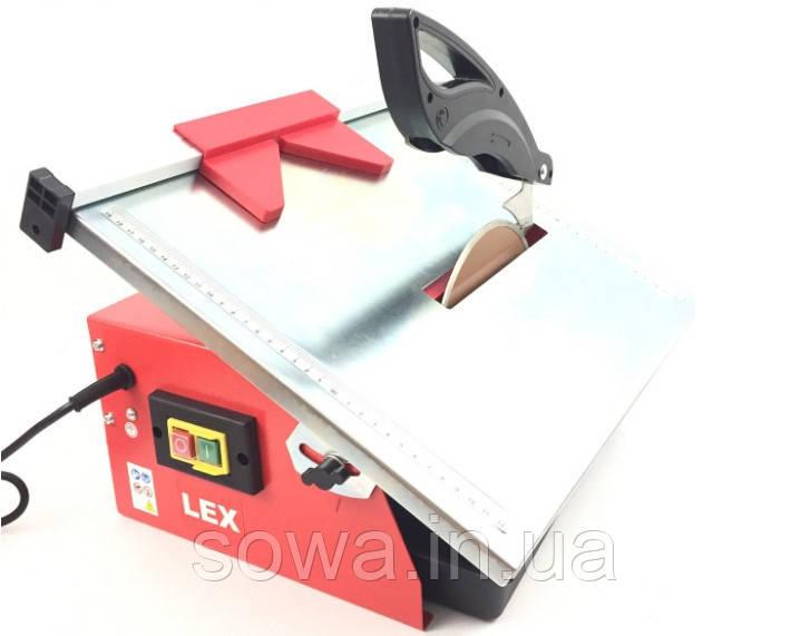 ✔️  Электроплиткорез LEX LXSM16. 1500W Плиткорез электрический водяной. Гарантия - 1 год