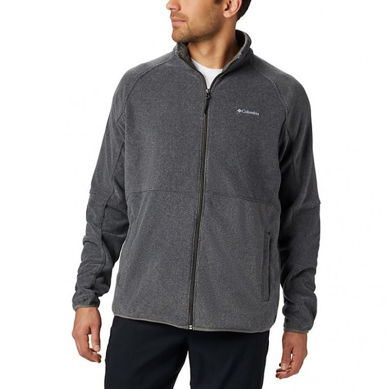 Мужской флис Columbia Basin Trail Fleece Full Zip