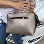 Женская сумка замшевая   (1510/1), фото 6