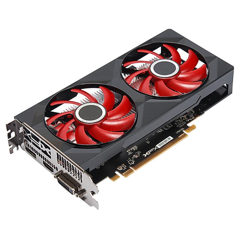 XFX  Radeon RX560  4 Gb  GDDR5 896SP