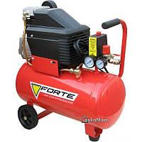 Компрессор 50 л, 200 л/мин, 1,5 кВт, Forte FL-50 (18485)