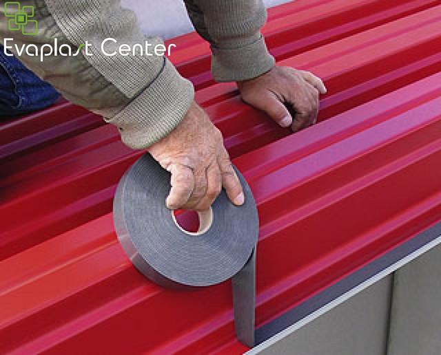 Уплотнительная тепло-шумоизоляционная лента для сендвич панелей