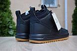 Мужские теплые кроссовки Nike Lunar Force 1 Duckboot black без меха 41-45рр. Живое фото(Реплика ААА+), фото 6