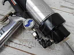 Пневмошприц для туб 310 мл SUMAKE ST-66409, фото 3