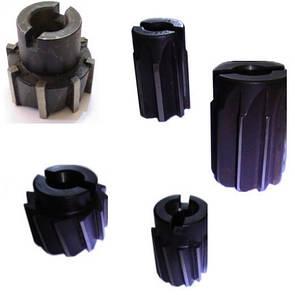 Развертка машинная насадная ф 68 А3 винтовой зуб пос.32  ГОСТ 20389-74