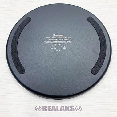 Беспроводная зарядка Baseus CCALL-AJK01 (Black), фото 3