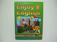 Б/у. Биболетова М., и др. Enjoy English 2., фото 1