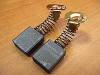 Щетки угольные 6,5х13,5 мм П-образный пятак