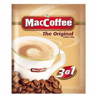 МакКофе 3 в 1 Original (25 шт) (MacCoffee)