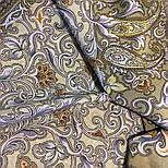 Рассказ о странствиях 1633-60, павлопосадский шарф шелковый крепдешиновый с шелковой бахромой, фото 9