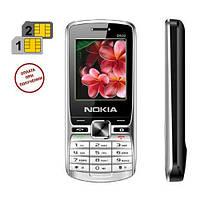 Кнопочный мобильный телефон D 502 за низкую цену., фото 1