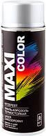 Эмаль-аэрозольтермостойкая Макси Колор, серебро(Maxi Color) 400 мл