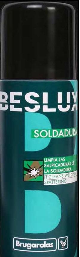 BESLUX SOLDADURA SPRAY (аэрозоль 520 мл) защитный аэрозоль для сварочных работ, без силикона