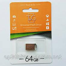 USB флеш T&G 105 Metal series 64Гб