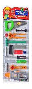Детский набор инструментов T 618-1-2-3 3 вида