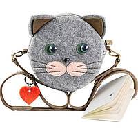 Детская сумка Blanknote Miss Kitty