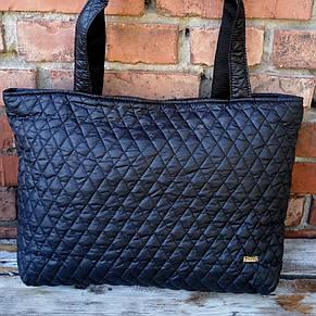 Жіноча сумка на плече 45*33 см, фото 2