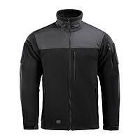 M-Tac куртка Alpha Fleece Windblock Black
