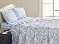 Новые расцветки двуспального постельного белья с пике покрывалом