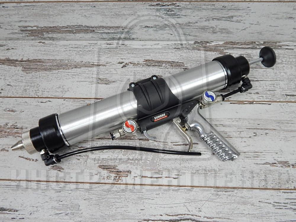 Пневмошприц для туб SUMAKE ST-66413 500 мл