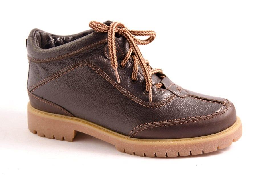 Ботинки женские коричневые Romani 2600206/2 р.36-41