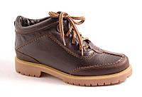 Ботинки женские коричневые Romani 2600206/2 р.36-41, фото 1
