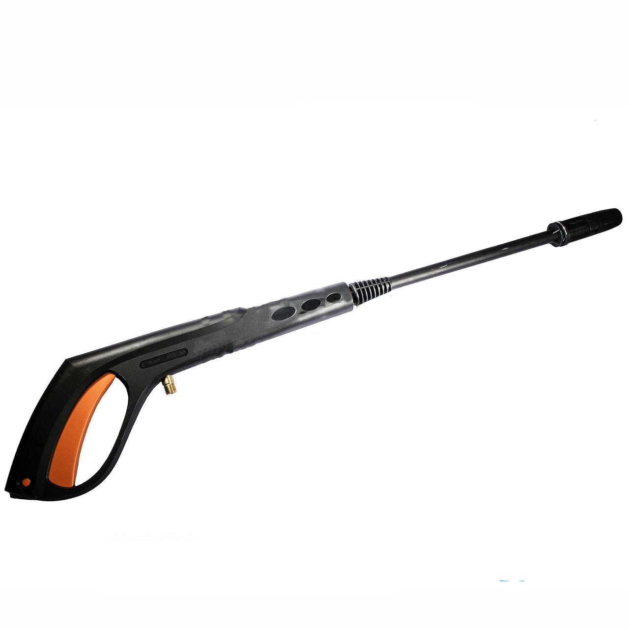 Пистолет Iron для мойки высокого давления Р*14 мм (латунное соединение)