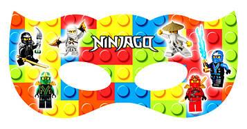 """""""Лего Ниндзяго: Белый"""" - Маски"""