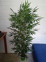 Бамбук искусственный  латексное дерево 1.35 м
