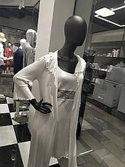 Жіночий халат , ТМ Fleri, Україна Розмір 38,40,42, 36