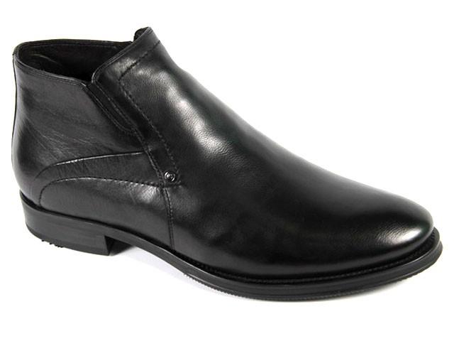Мужские зимние ботинки на молнии VITTORIO VENTURA  M18147B08   40