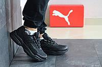 Мужские кроссовки в стиле 8414 Puma Cell Venom чорні