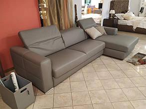 Угловой диван MIXER с раскладкой и коробом для белья (Nicoline - Италия)