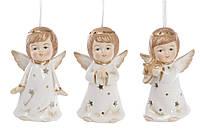 Подвесной фарфоровый Ангел с LED-подсветкой 197-300