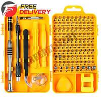 Набор инструментов 110в1 для ремонта электроники, отвертка с 98, УЦЕНКА K2