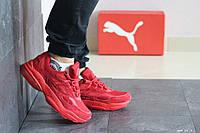 Мужские кроссовки в стиле 8418 Puma Cell Venom червоні