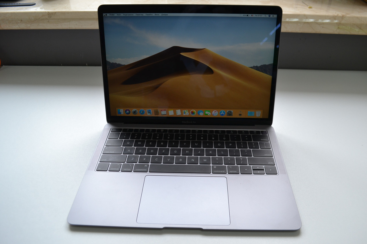 "Ноутбук Apple MacBook Air 13"" 2018 Intel Core i5 1.6GHz 8GB RAM 128GB SSD A1932 Оригинал!"