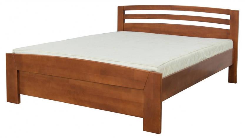 Ліжко дерев'яна Меблі-Сервіс «Рондо 1600», фото 2