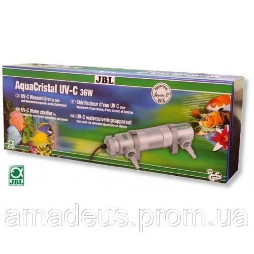 Jbl Ультрафиолетовый стерилизатор Aquacristal Uv-C, 36 Вт.