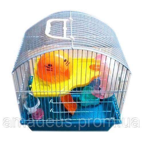 Tesoro 602H Клетка Для Мелких Грызунов (30Х23Х36См)