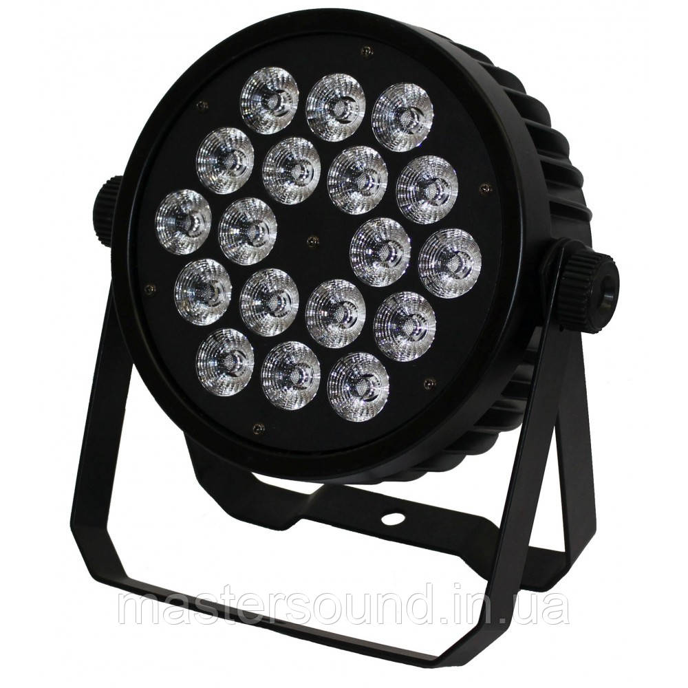 Led прожектор Star Lighting TSA 106-18/18 LED PAR RGBWA+UV