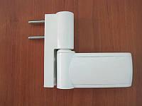 """Дверная петля 3D Reze """"Avalon"""" 110 мм /130 кг. 14-18 RAL  9016"""