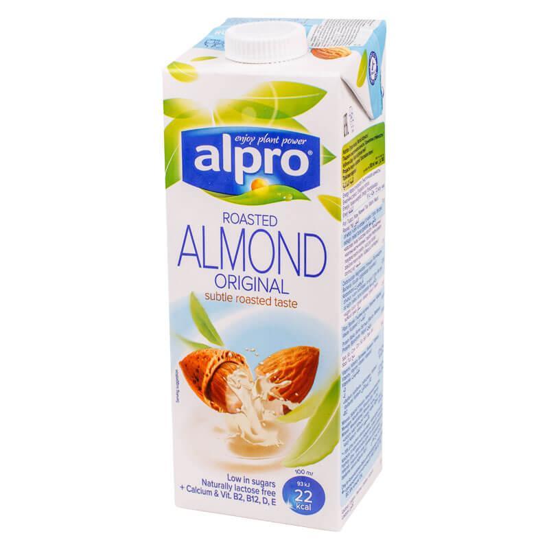 Напій мигдальний Almond Original Alpro 1л