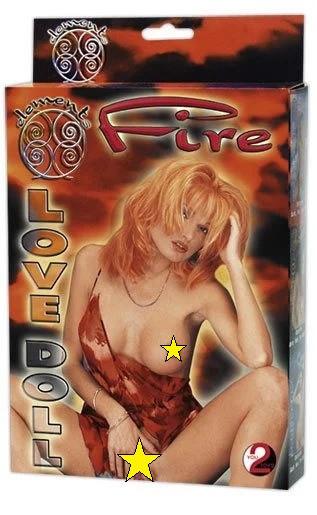 Секс надувная кукла Fire