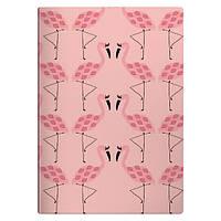 Ежедневник датированный BRUNNEN 2020 Стандарт Flex Trend Flamingo BBH, фото 1