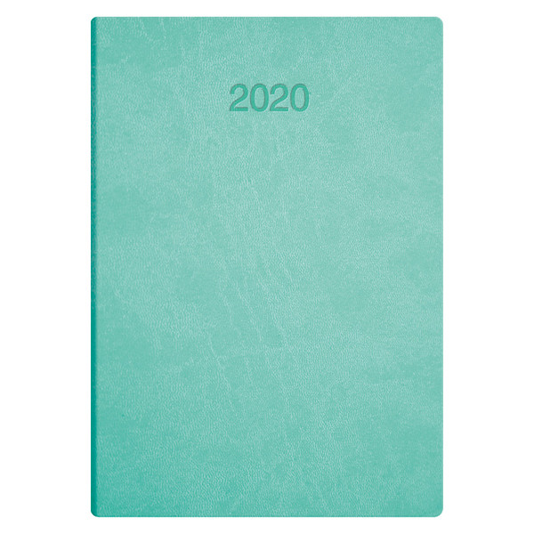 Ежедневник датированный BRUNNEN 2020 Стандарт Flex светло-бирюзовый