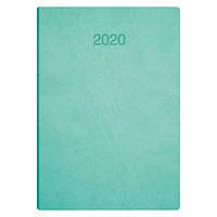 Ежедневник датированный BRUNNEN 2020 Стандарт Flex светло-бирюзовый, фото 1