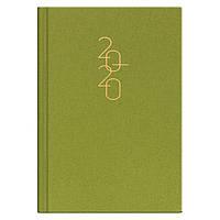 Ежедневник датированный BRUNNEN 2020 Стандарт Glam светло-зеленый, фото 1